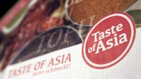 Corporate Design: Taste of Asia